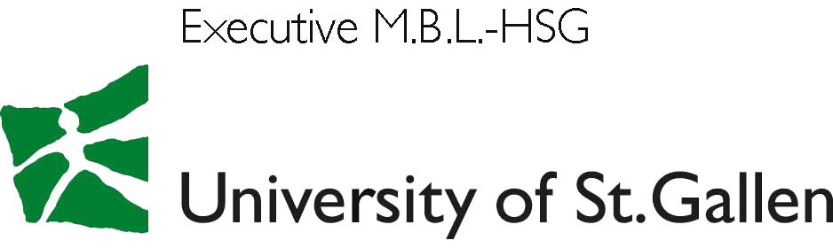 Universität St. Gallen - MLB Logo