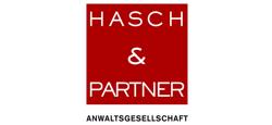Logo HASCH & PARTNER Anwaltsgesellschaft mbH