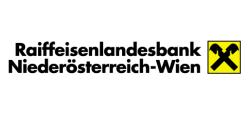 Logo Raiffeisenlandesbank Niederösterreich-Wien AG