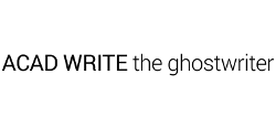 Logo ACAD WRITE the ghostwriter network Ltd.