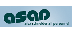 Logo asap alex schneider all personnel