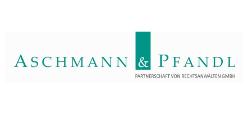 Logo ASCHMANN & PFANDL Partnerschaft von Rechtsanwälten GmbH