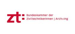 Logo Bundeskammer der ZiviltechnikerInnen