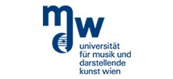 Logo Universität für Musik und darstellende Kunst Wien