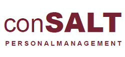 Logo conSALT Personalmanagement GmbH