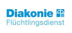 Logo Diakonie - Flüchtlingsdienst gem. GmbH