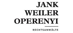 Logo Jank Weiler Operenyi Rechtsanwälte OG