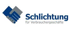 Logo Verein Schlichtung für Verbrauchergeschäfte