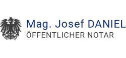 Logo Notariat Mag. Josef Daniel