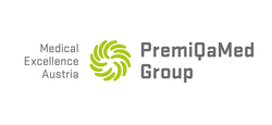 Logo PremiQaMed Management Services GmbH