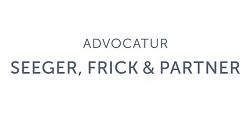 Logo Advocatur Seeger, Frick & Partner AG