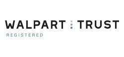 Logo WalPart Trust reg.