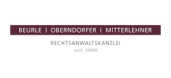 Logo Rechtsanwaltskanzlei Beurle-Oberndorfer-Mitterlehner (GesbR)