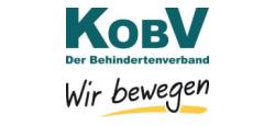 Logo KOBV - Der Behindertenverband