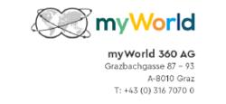 Logo myWorld 360 AG