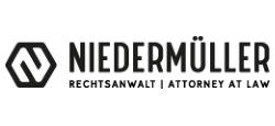 Logo Niedermüller Rechtsanwalt
