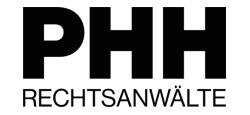 Logo PHH Prochaska Havranek Rechtsanwälte GmbH & Co KG