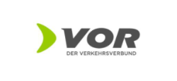 Logo Verkehrsverbund Ost-Region (VOR) GmbH